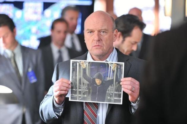 Dean Norris on Body of Proof
