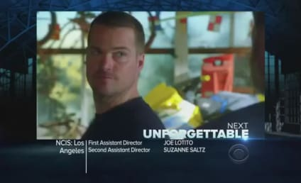 NCIS: LA Promo: Callen vs. the Crimeleon