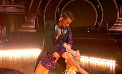 Dancing With the Stars Review: The Shirts Are Coming Off!