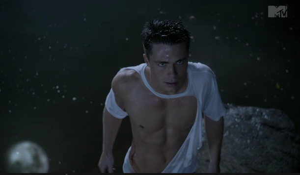 Teen Wolf Season 2 Premiere Scene