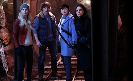 Once Upon a Time Season 5 Episode 13 Review: Labor of Love