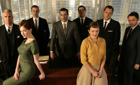 Mad Men Casting News: Who's In and Out?