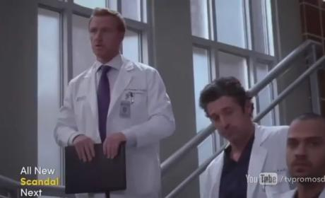 """Grey's Anatomy Promo - """"You've Got To Hide Your Love Away"""""""