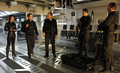 TV Ratings Report: SHIELD Slumps, No One Plays Mind Games