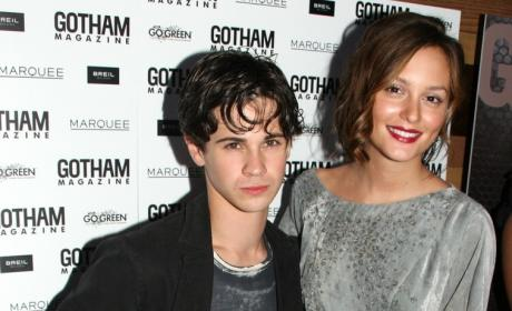 Leighton Meester, Connor Paolo