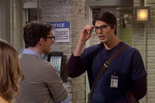Brandon Routh on Partners