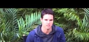Robbie Amell Teases The Tomorrow People, Making Like Cool Hand Luke
