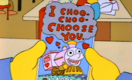 I Choo-Choo-Choose You