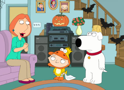 Watch Family Guy Season 9 Episode 4 Online