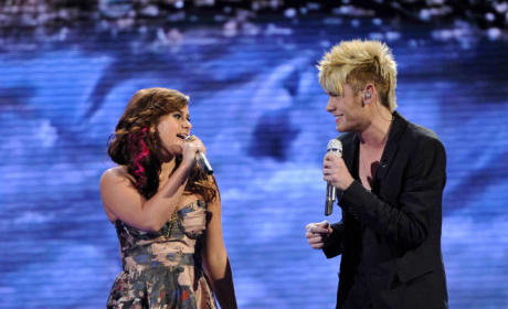 Skylar Laine and Colton Dixon
