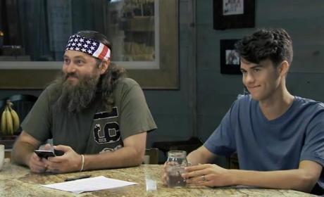 Robertsons to the Rescue - Duck Dynasty