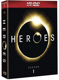 Heroes Season One DVD