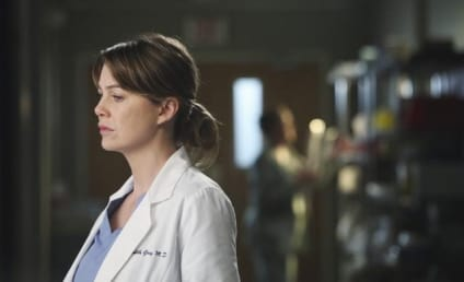 Ellen Pompeo: Meredith Clearly Crossed the Line