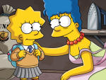 Marge and Lisa Picture