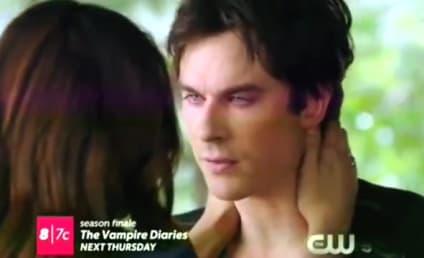 The Vampire Diaries Season 6 Finale Promo: Is Elena Dead?