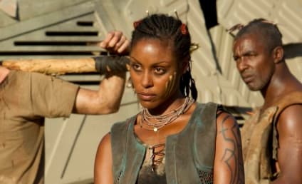 Terra Nova Exclusive: Christine Adams on Major Reveal to Come