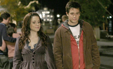 Stephen Colletti on One Tree Hill