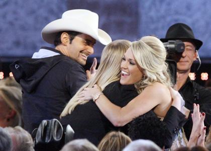 Congrats, Carrie!