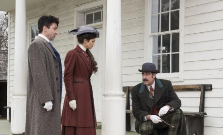 Who is your favorite character on Houdini & Doyle?