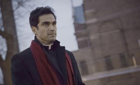 Father Tomas - The Exorcist Season 1 Episode 1