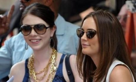 Michelle and Leighton Pic