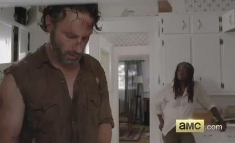 The Walking Dead Clip - Are We Home?