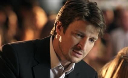 Nathan Fillion Dishes on Castle