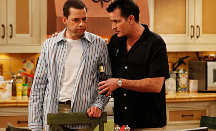 """Two and a Half Men Season Premiere Review: """"Three Girls and a Guy Named Bud"""""""