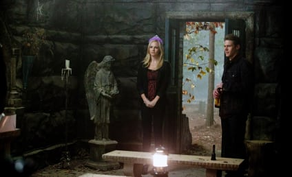"""The Vampire Diaries Picture Gallery: """"Our Town"""""""