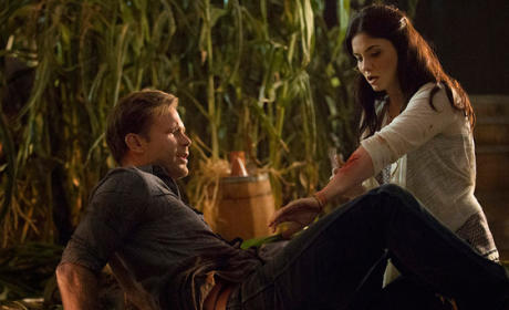 Alaric and Jo - The Vampire Diaries