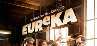 Eureka Season Four Poster: Welcome, James Callis!
