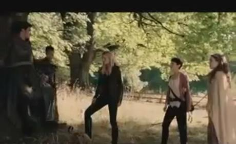 Once Upon a Time Clip: Meeting Hook