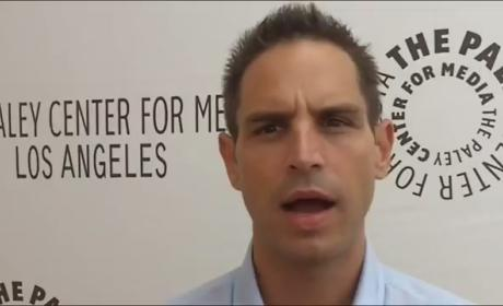 Greg Berlanti Interview