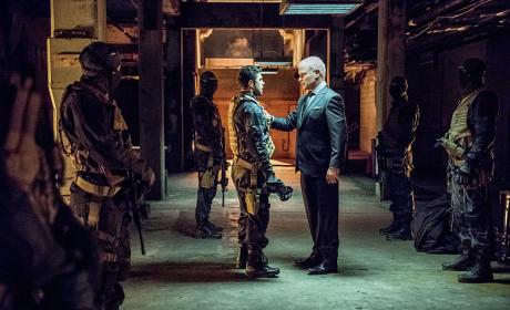 The New Evil Leader - Arrow Season 4 Episode 1