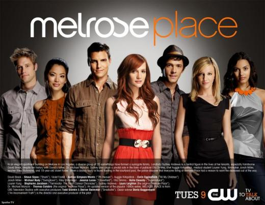 Melrose Place Poster