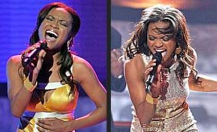American Idol Fashion Face-Off: Syesha Mercado vs. Syesha Mercado