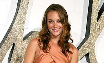 Leighton Meester is Cool Chloe Chic