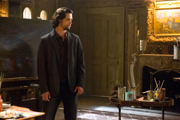 Nathan Parsons as Jackson