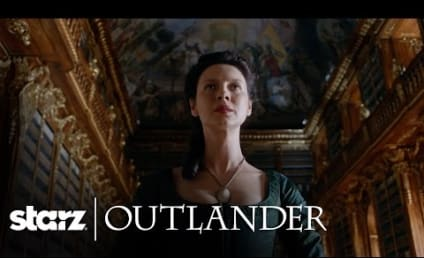Outlander Season 2: A New Trailer and a Premiere Date!