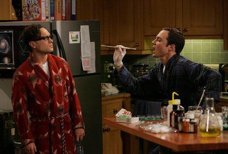 Sheldon Runs Some Tests