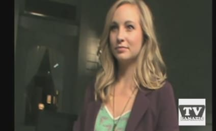 Exclusive Video Interview: The Vampire Diaries' Candice Accola Speaks to TV Fanatic!
