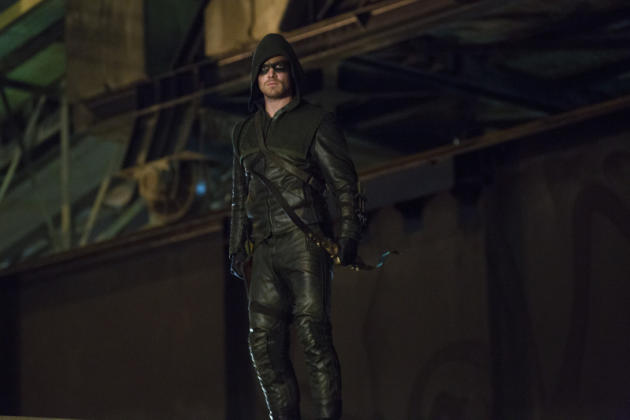 As Arrow