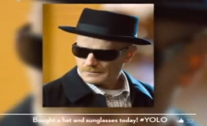Breaking Bad Facebook Montage Remembers Life of Walter White: YOLO!