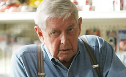 Ralph Waite Cast as Hank Booth on Bones