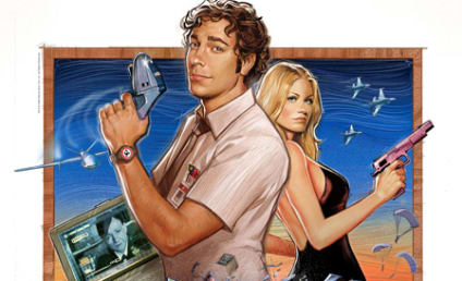 Chuck Season Three Poster Revealed