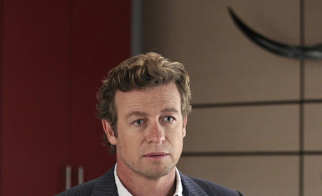 The LIttle Blue Tea Cup - The Mentalist Season 7 Episode 8