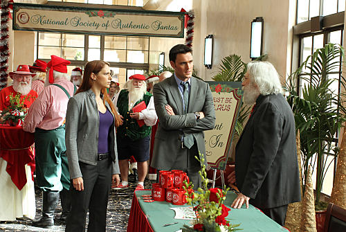 Society of Authentic Santas Convention Scene
