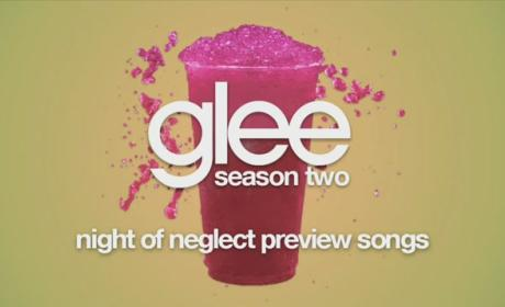 Glee Music Preview Medley - A Night of Neglect