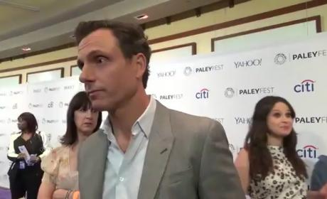 Scandal at PaleyFest: Scoop on Susan Ross, Mellie's Sister... and Ghosts in the White House?