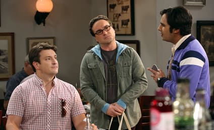 The Big Bang Theory Season 8 Episode 15 Review: The Comic Book Store Regeneration